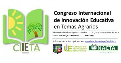 Congreso Internacional de Innovación Educativa en Temas Agrarios (CIIETA)